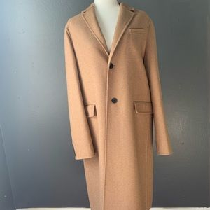 NWT Christian Dior Coat - 100% Camel Wool - FR42